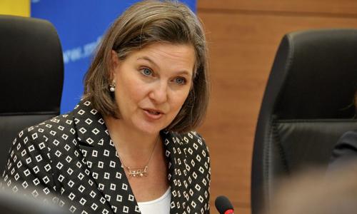 Визит Нуланд в Москву завершился политической сенсацией